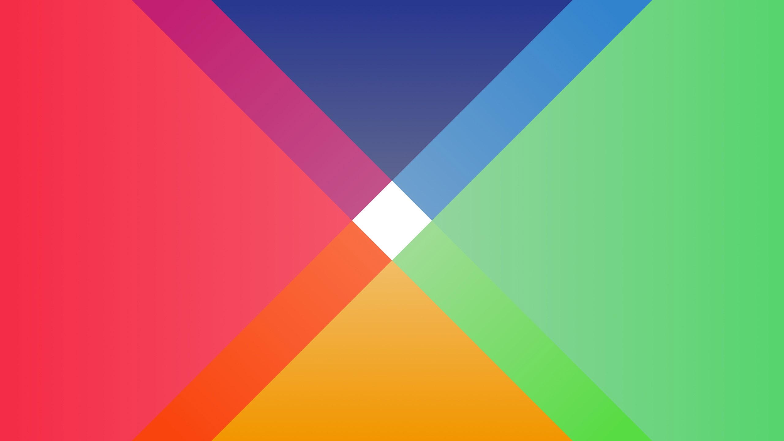 Colorful Minimalist Wallpaper 4k