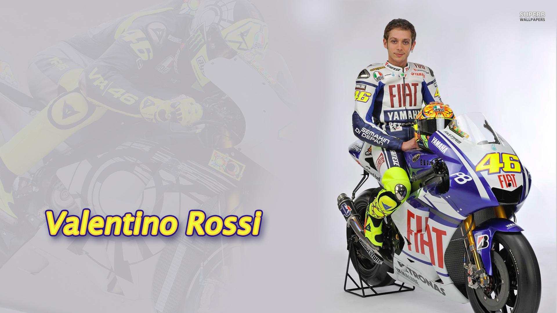 Valentino Rossi MotoGP Wallpapers Photos 1920x1080