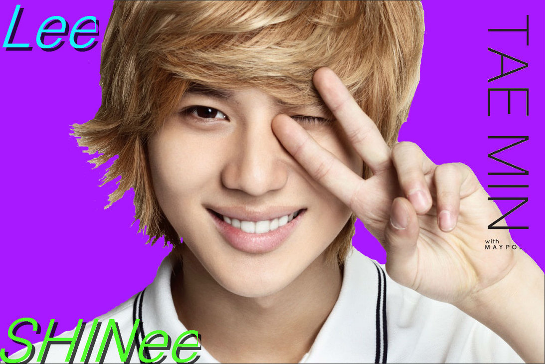 Lee Taemin Wallpaper 2 by Lvr94Clan 1093x730