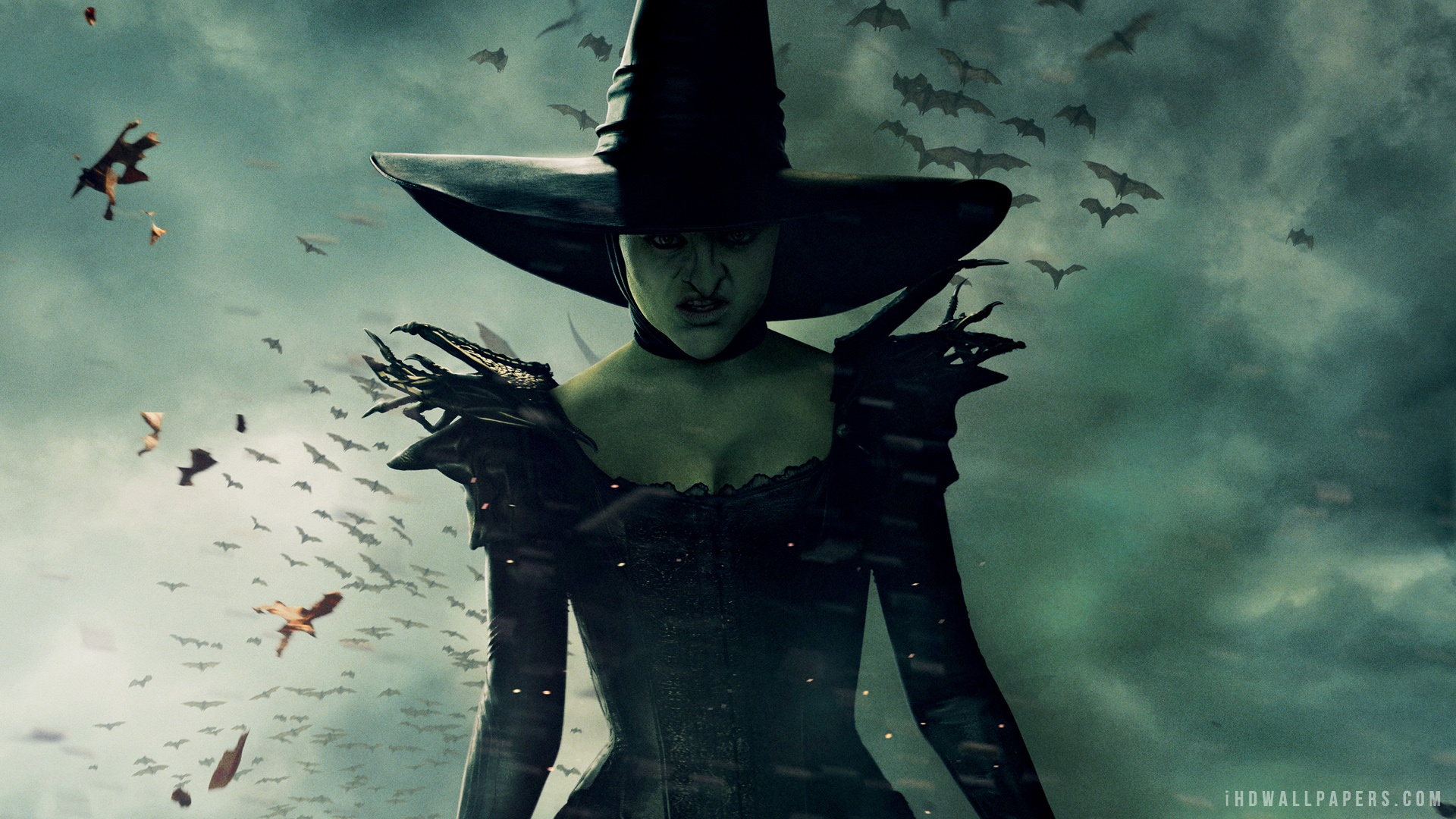 Wicked Witch Wallpaper 1920x1080