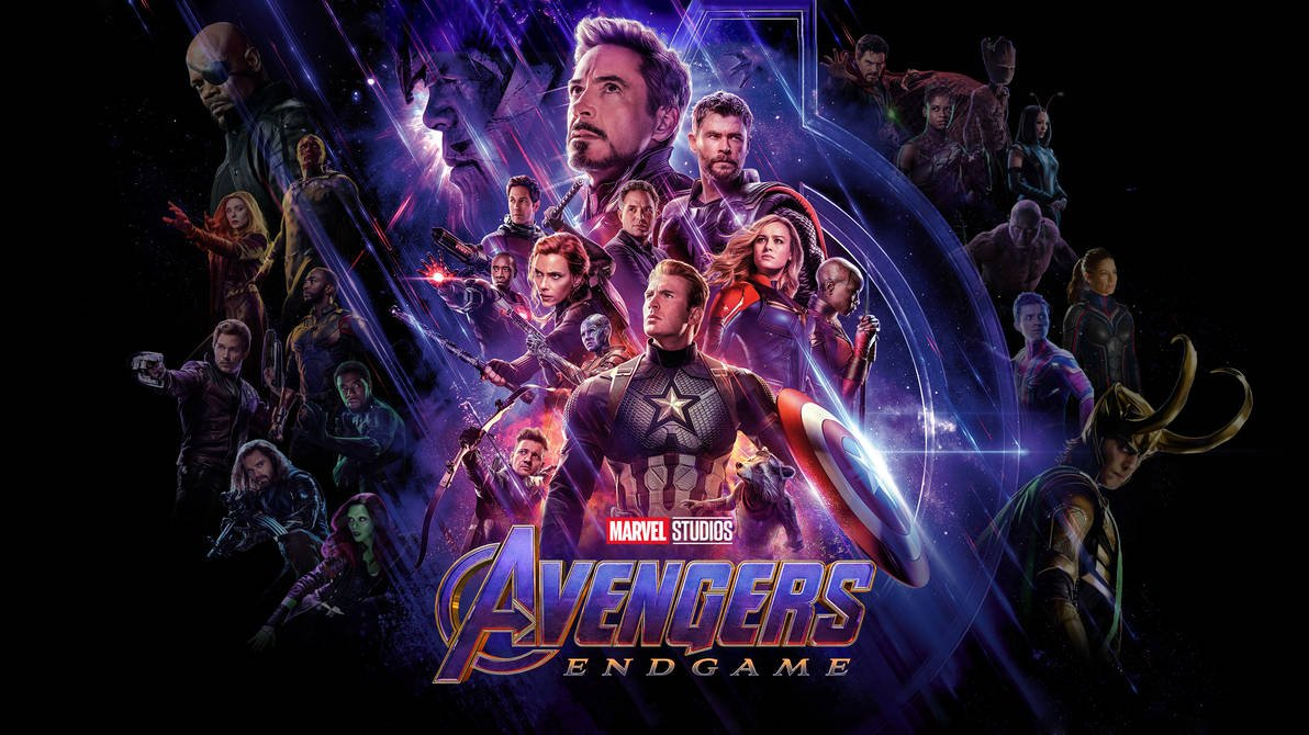 Free Download Marvel Studios Avengers Endgame Desktop