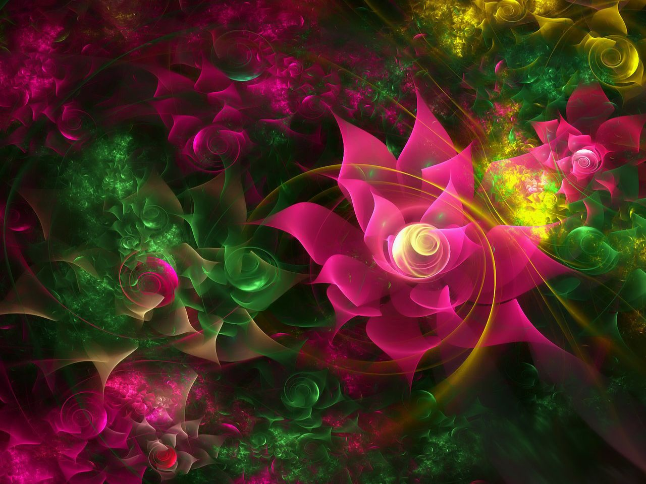 3D Red wallpapers 3D Red background 1280x960