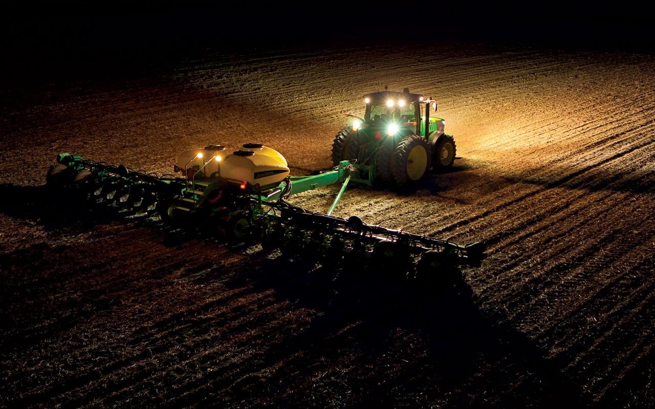 Tractors Agriculture Wallpaper 1280x800 Tractors Agriculture John 1280x800
