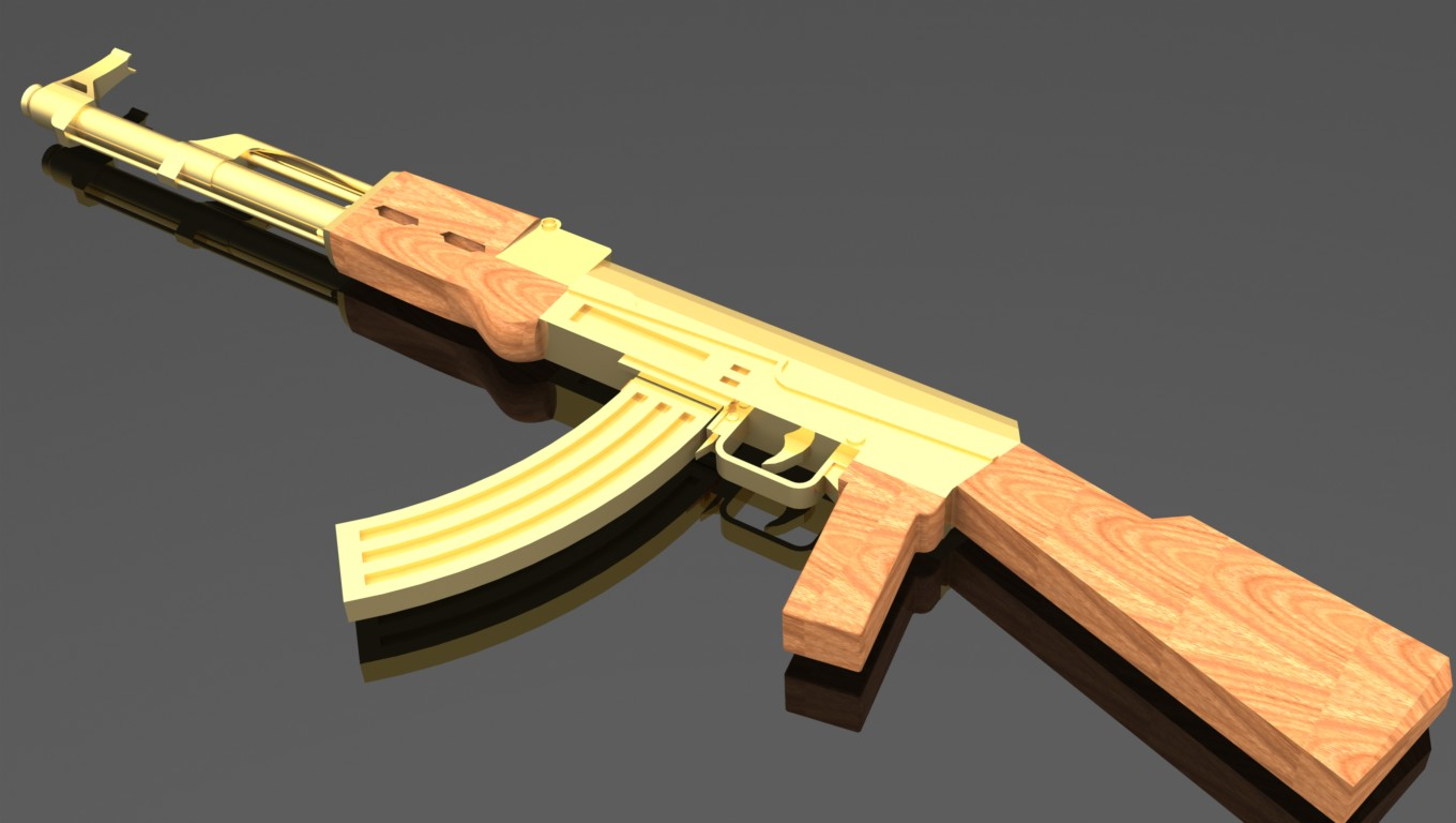 Ak47 Wallpaper - WallpaperSafari | 1360 x 768 jpeg 98kB