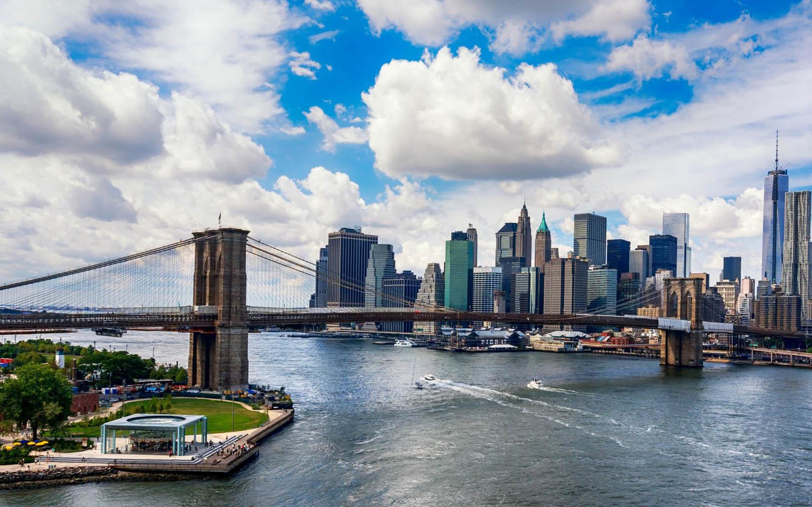 Brooklyn Desktop Wallpaper Wallpapersafari