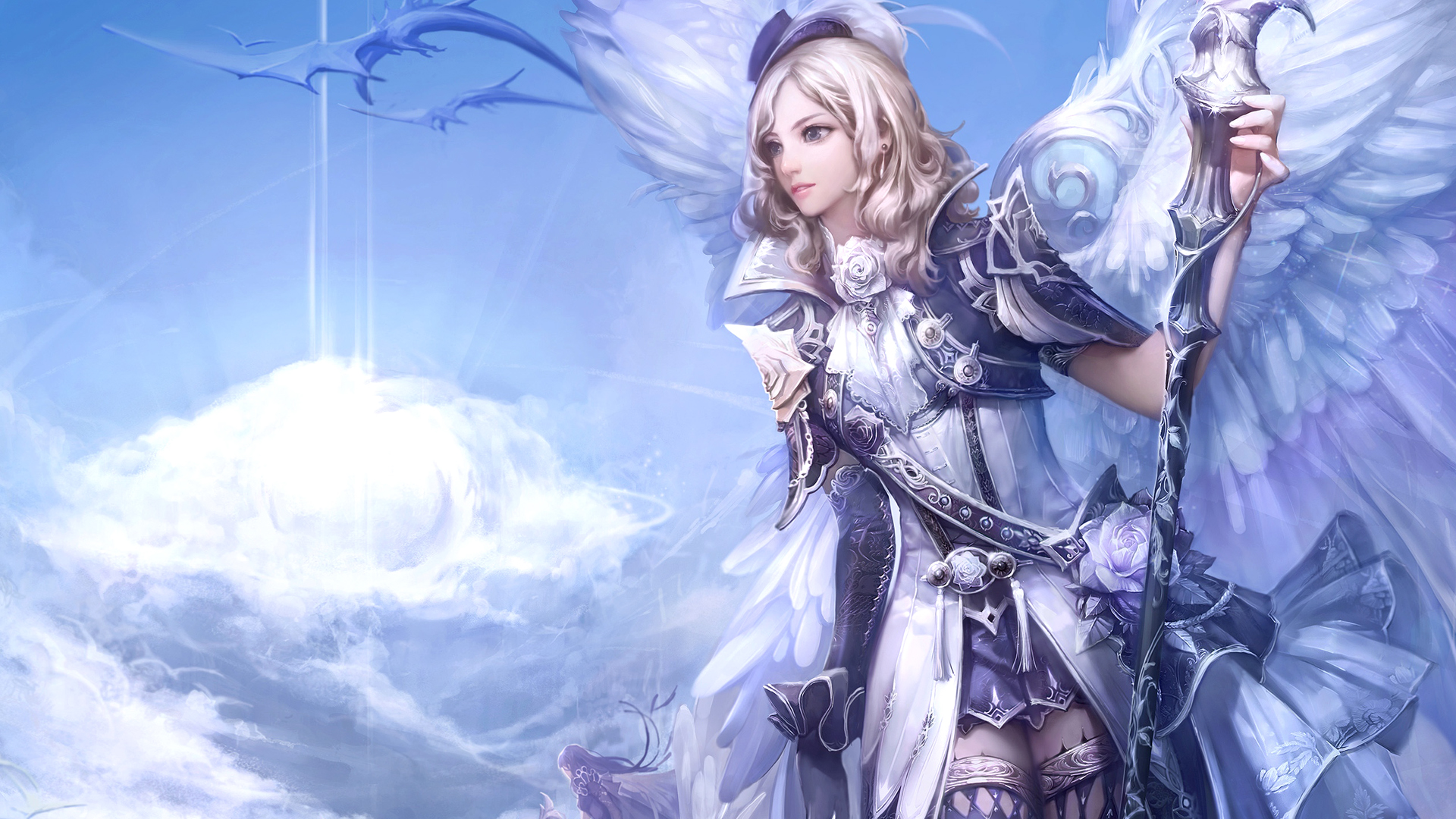 Aion 1920x1080 2   hebusorg   High Definition Wallpapers   HD 1920x1080