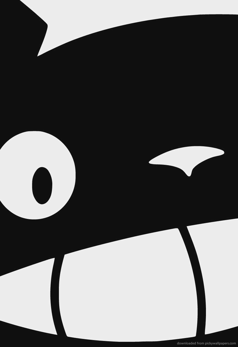 Download Totoro Big Portrait Screensaver For Amazon Kindle DX 824x1200
