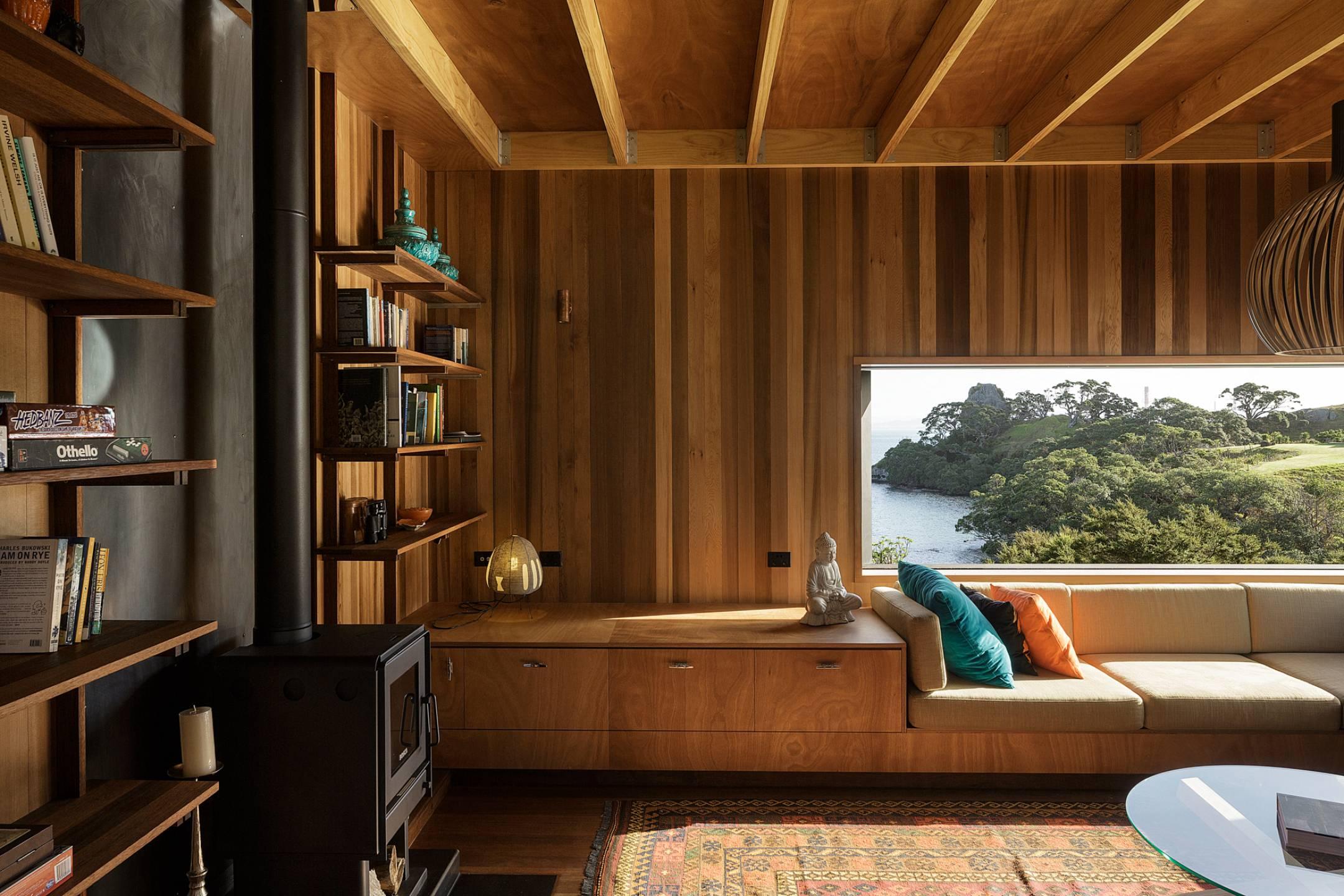 Comfy Wooden Living Room Wallpaper 2160x1440 ID61739 2160x1440