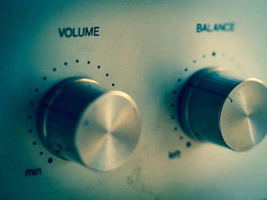 HD wallpaper volume and balance controller amplifier music 910x683