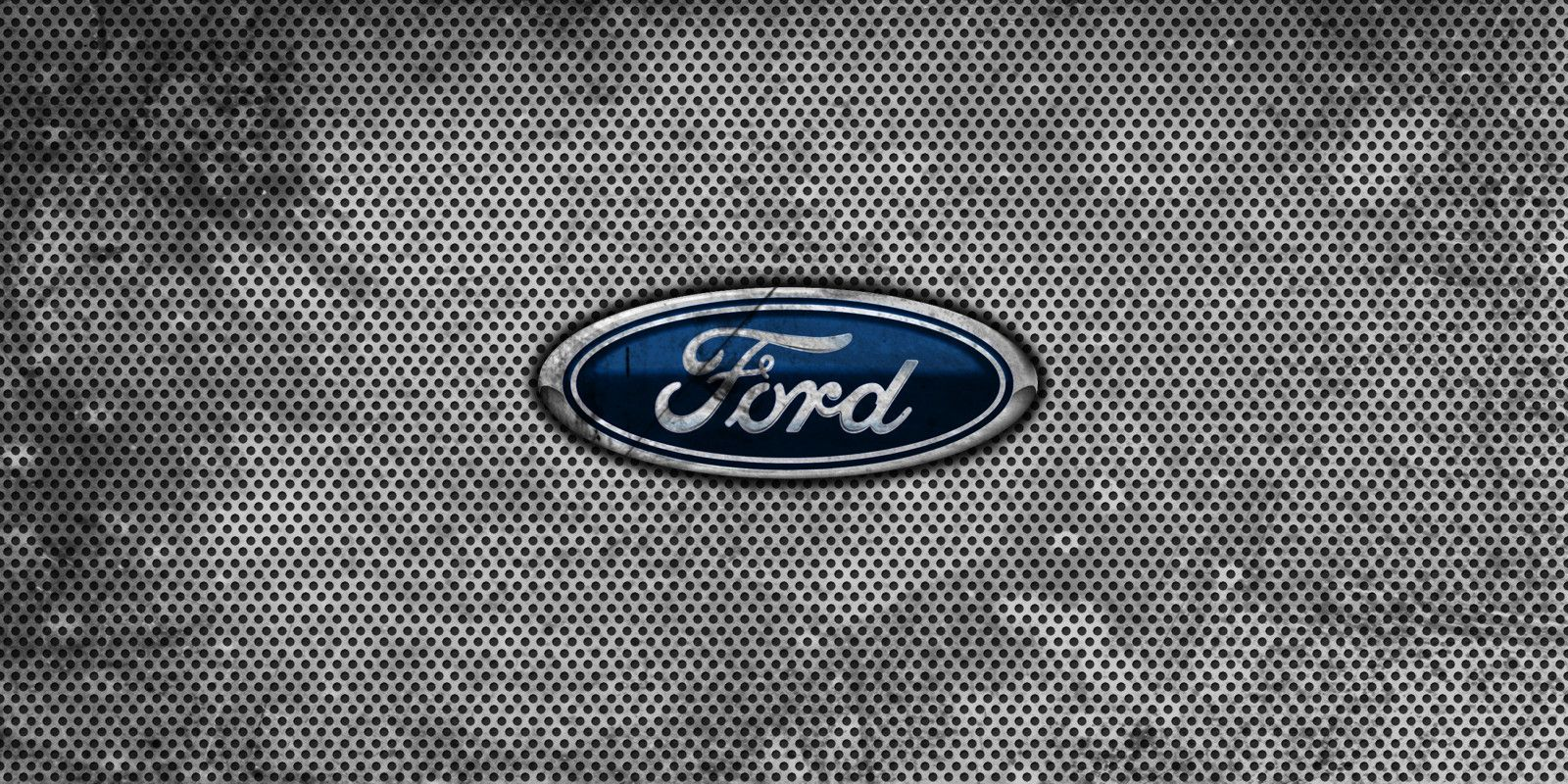 Ford Logo Wallpapers 1600x800
