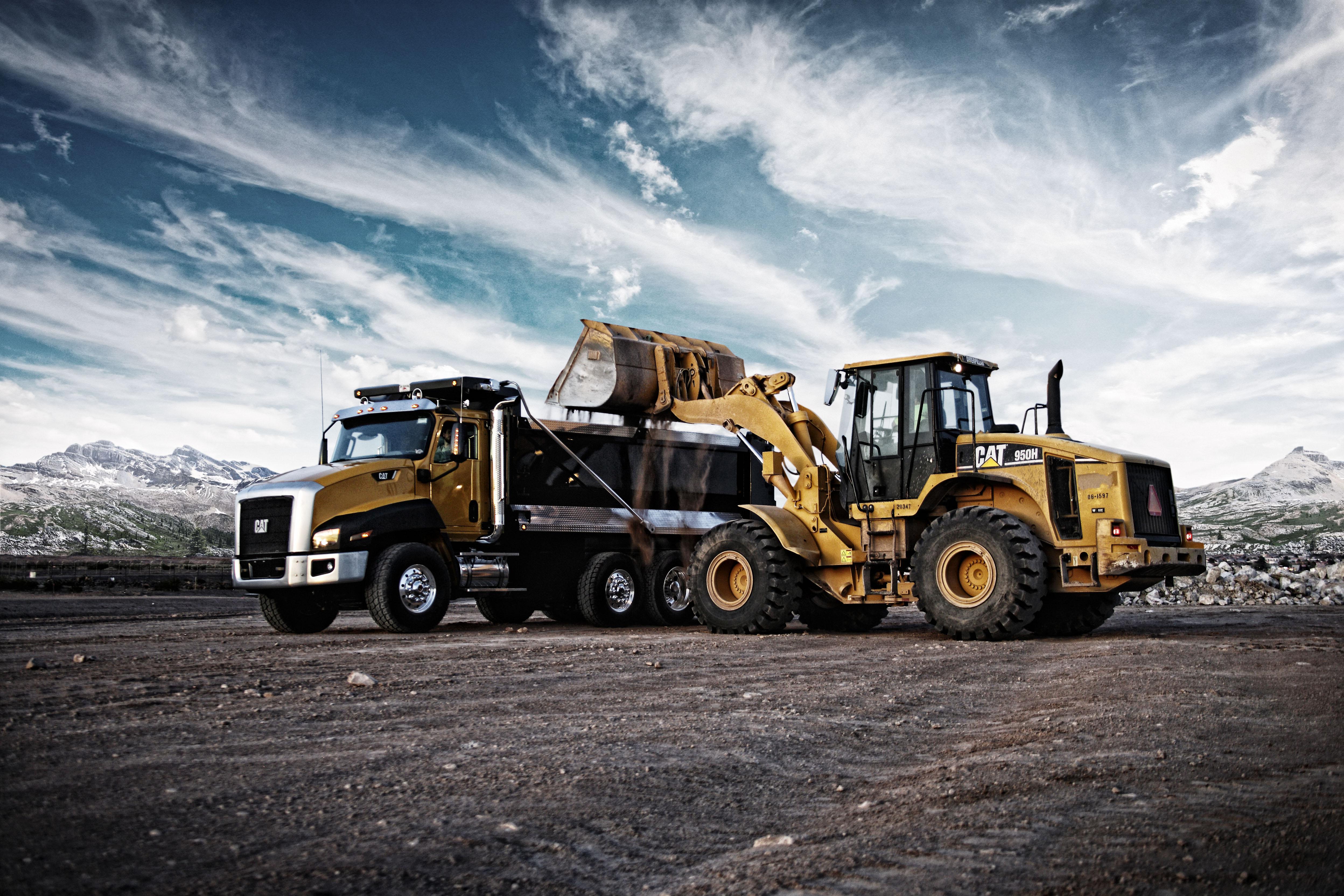 Cat Truck Downloads Drive CAT 4992x3328