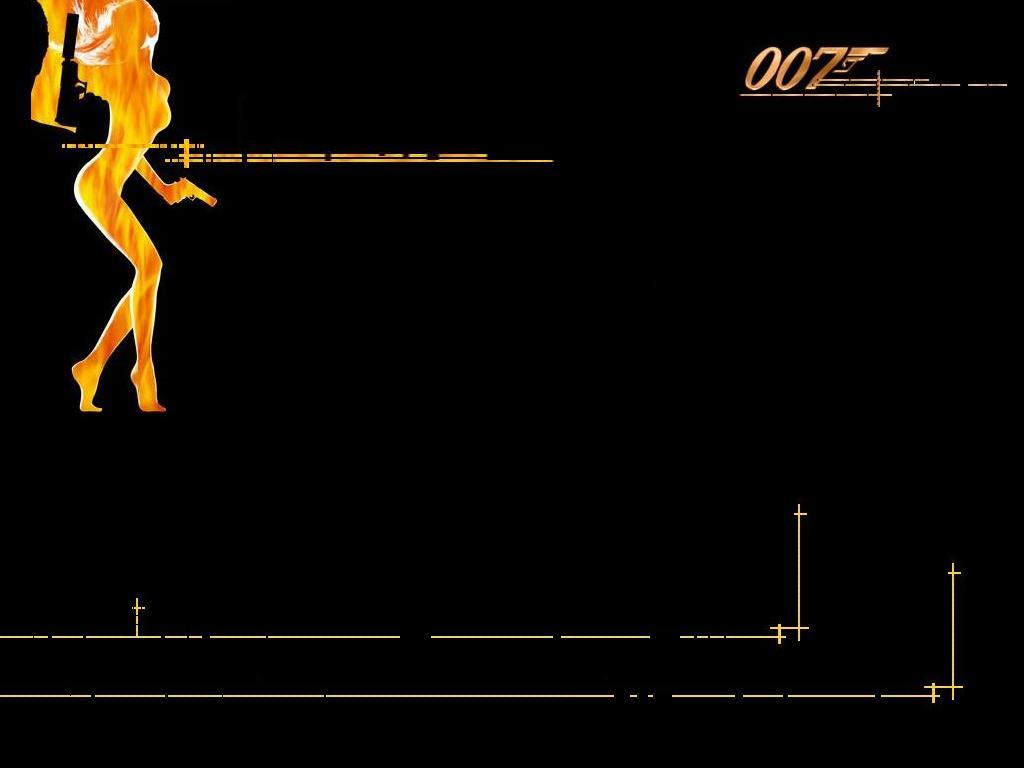 James Bond Logo Wallpaper James bond 007 wallpaper by 1024x768