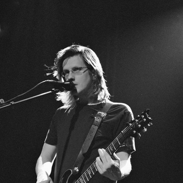 Steven Wilson   Home in Negative Streaming and 600x600