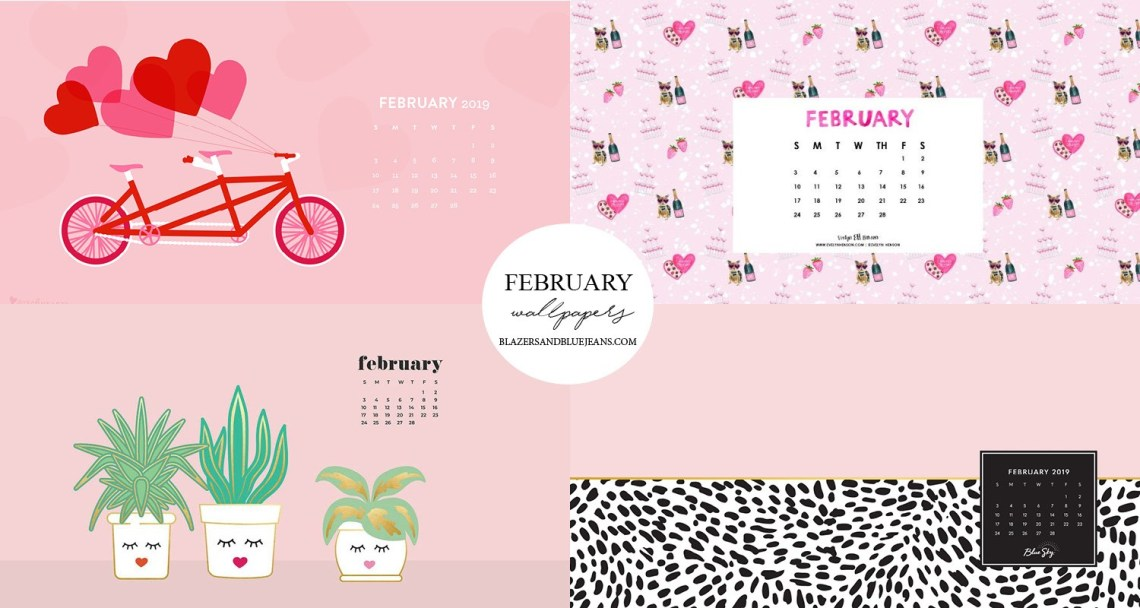 February 2019 Wallpapers Blazers and Blue Jeans 1140x608