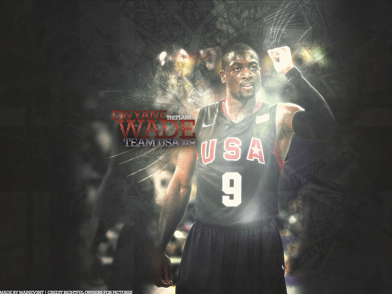 Dwyane Wade Wallpaper Big Fan of NBA   Daily Update 1280x960