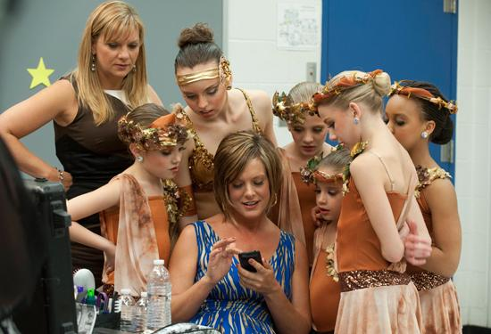 Last nights Dance Moms saw another PaytonLeslie invasion the moms 550x375