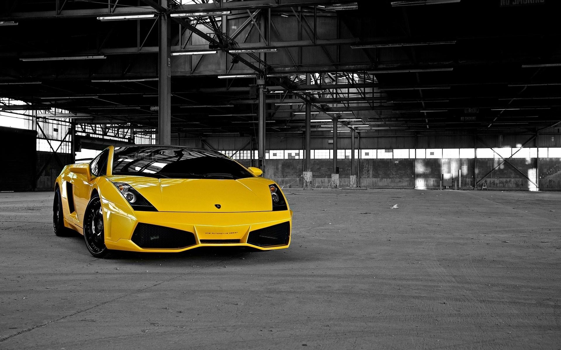 Yellow Lamborghini Wallpaper 6795207 1920x1200