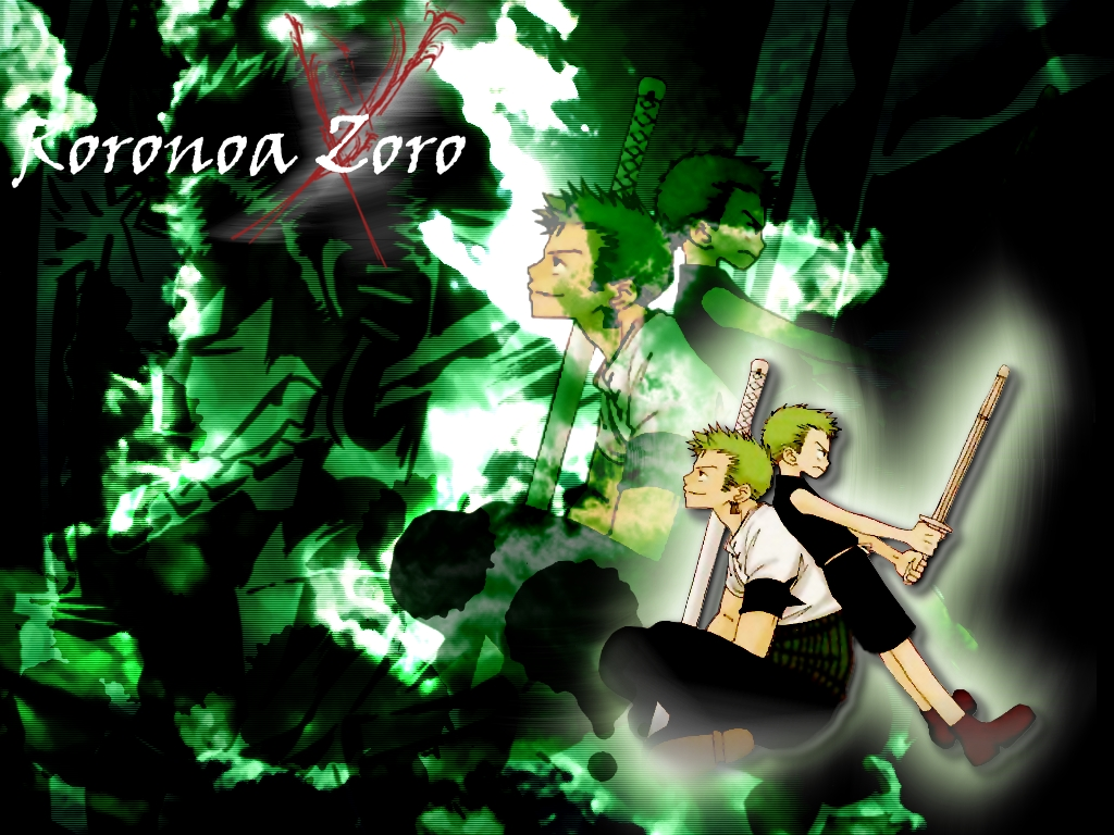 One Piece images Roronoa Zoro HD wallpaper and background 1024x768