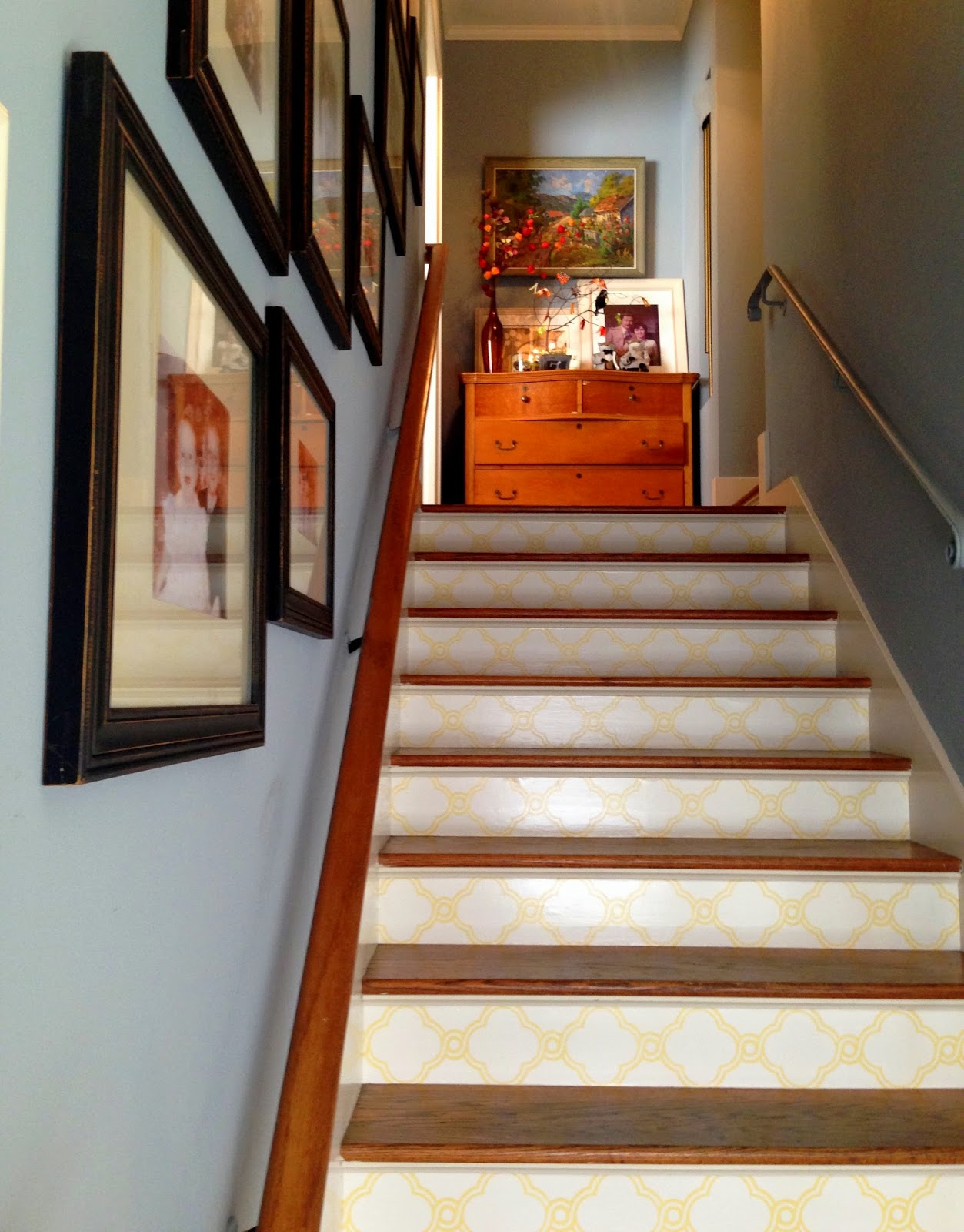 Using Wallpaper On Stair Risers WallpaperSafari
