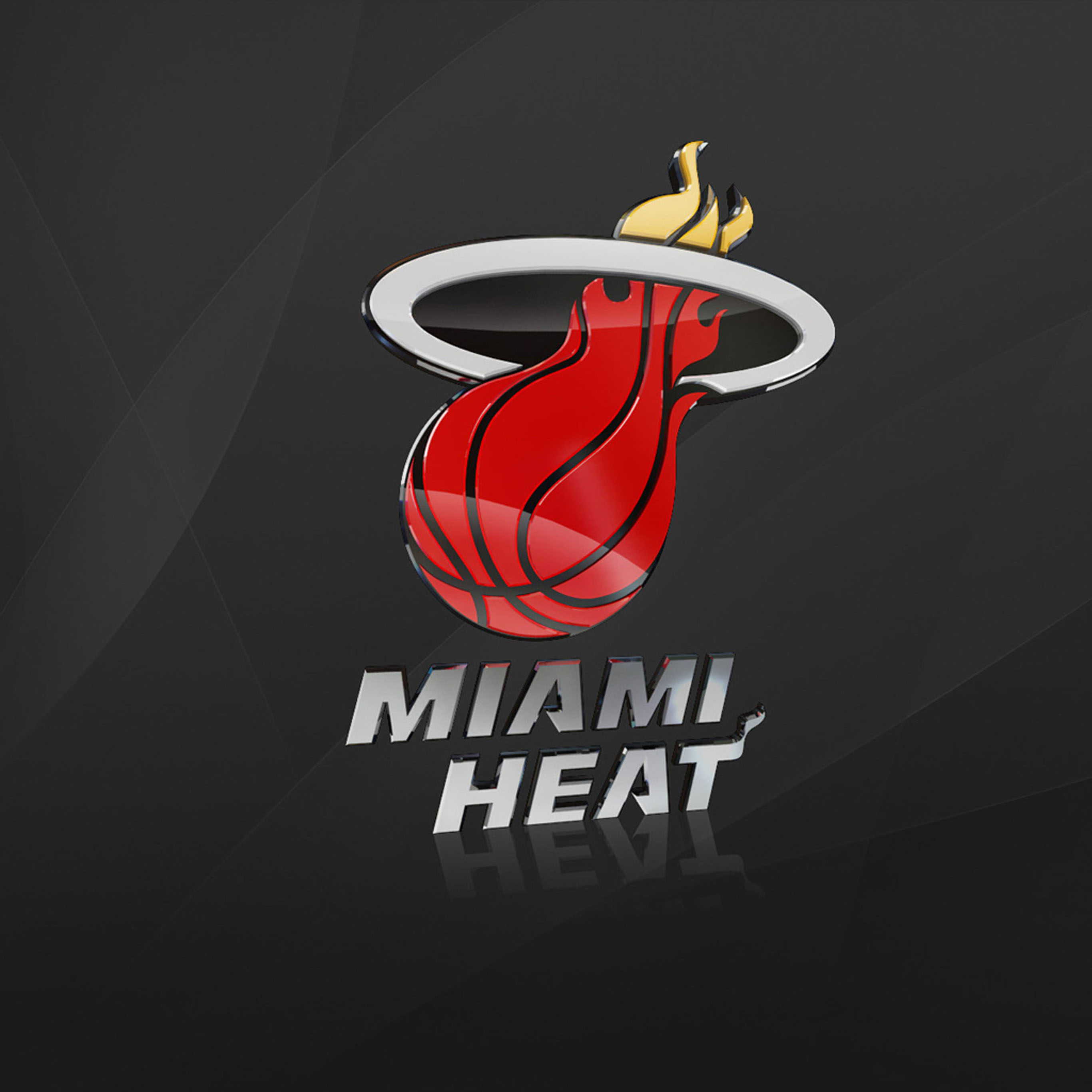 19 Miami Heat Ipad Wallpaper On Wallpapersafari