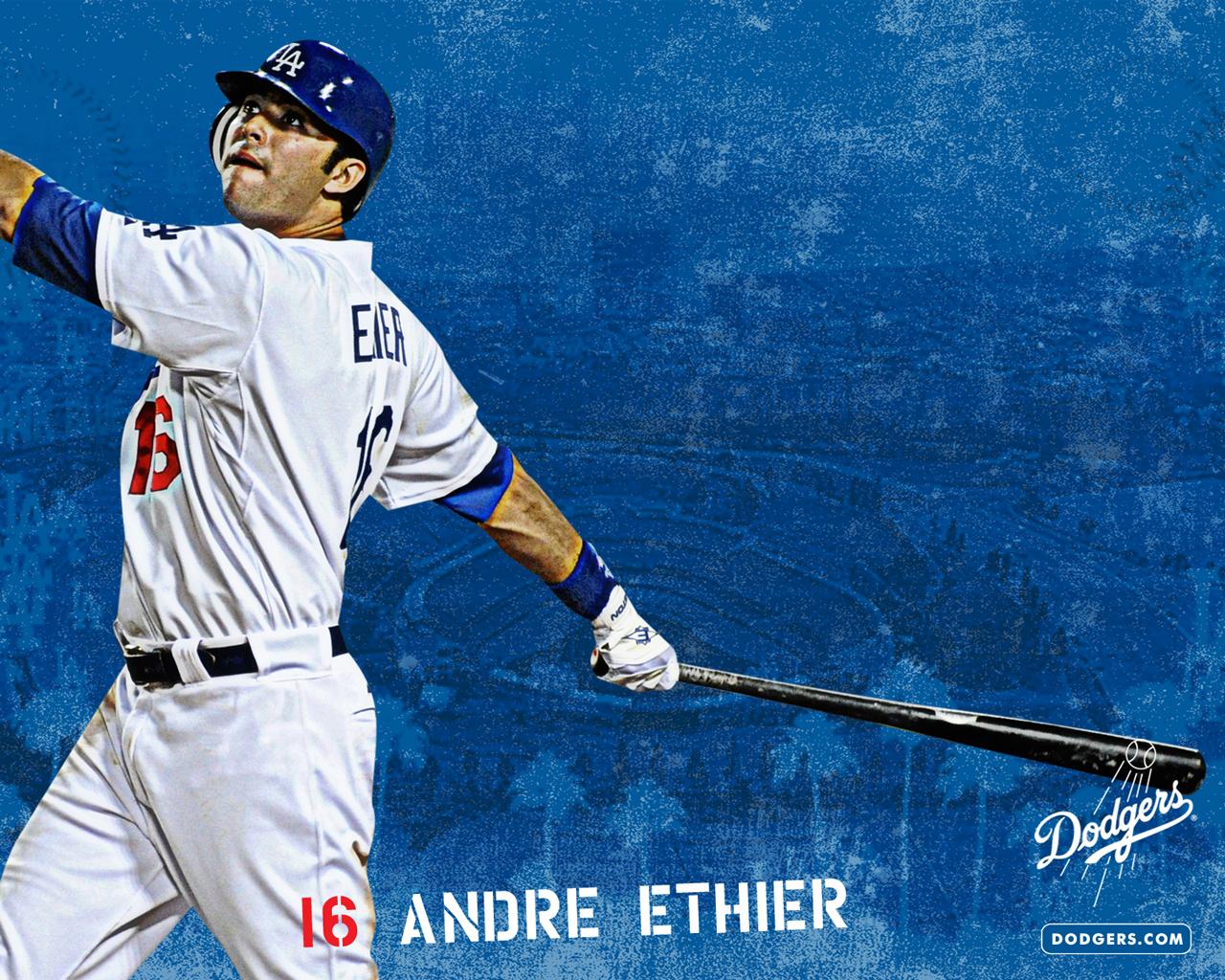 Download Los Angeles Dodgers Wallpaper La Andre Ethier 1280x1024