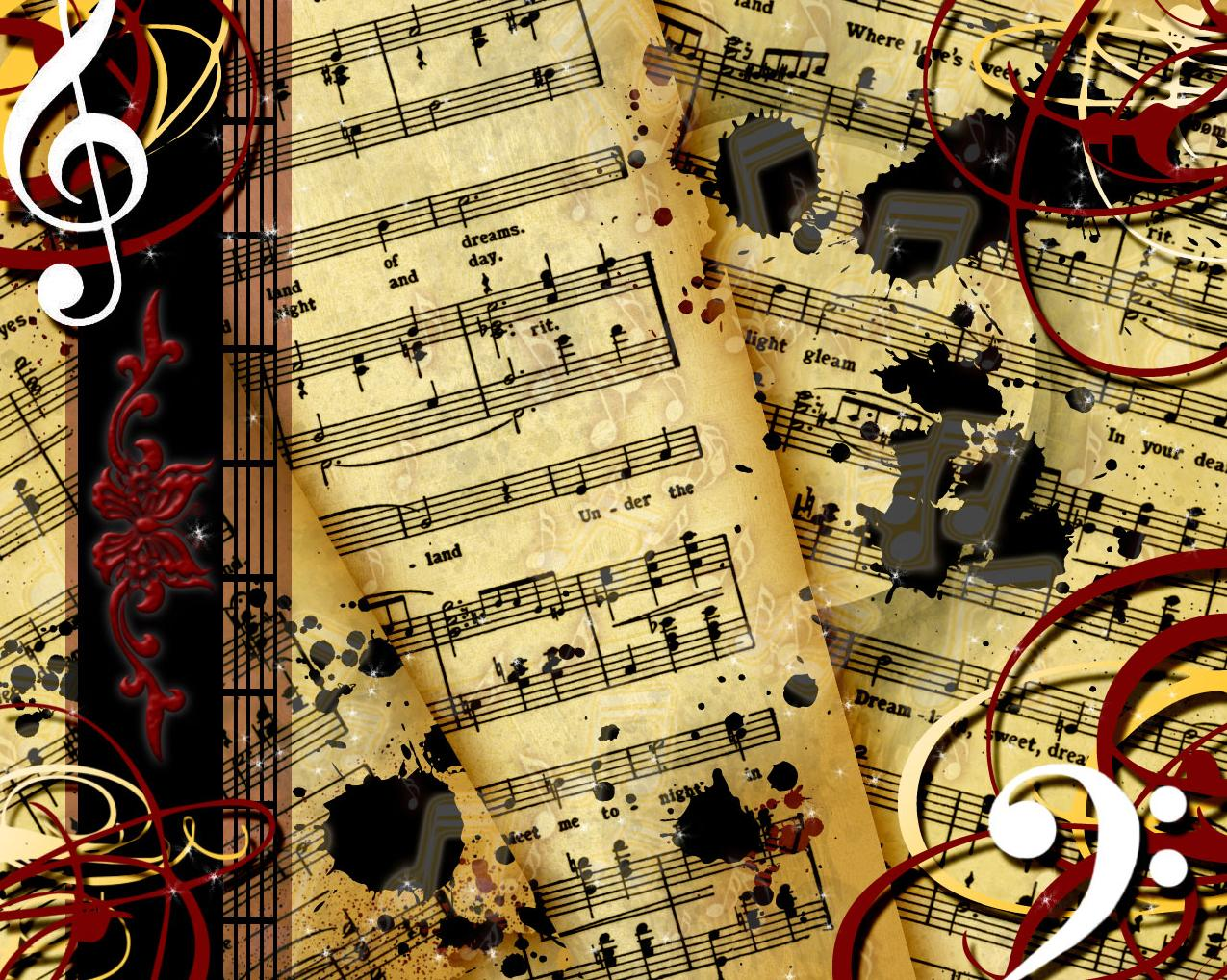 Music Background Wallpapers HD Wallpapers 1275x1019