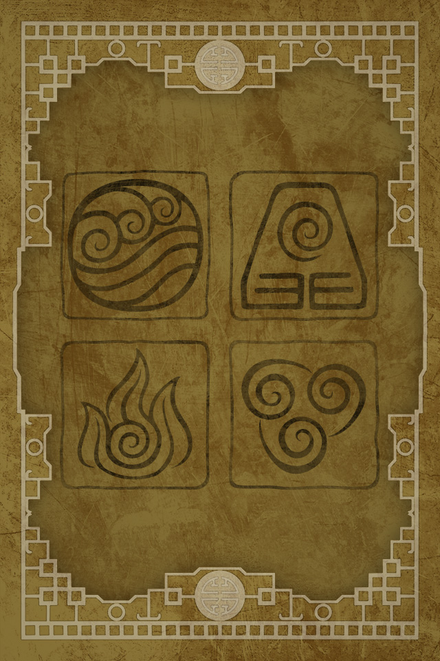 14 Gallery Images For Avatar The Last Airbender Wallpaper Elements 640x960