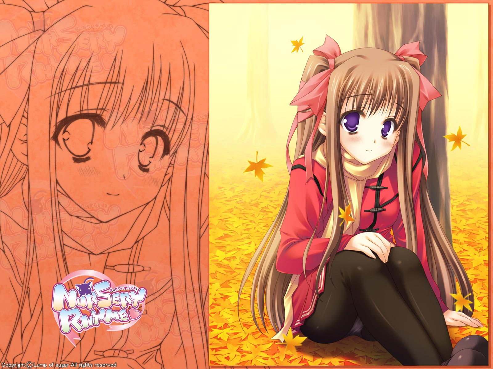 9607 1 other anime anime autumn anime girlsjpg 1600x1200