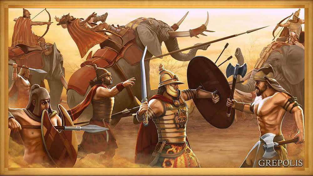 Grepolis   het browserspel in het oude Griekenland 1000x563