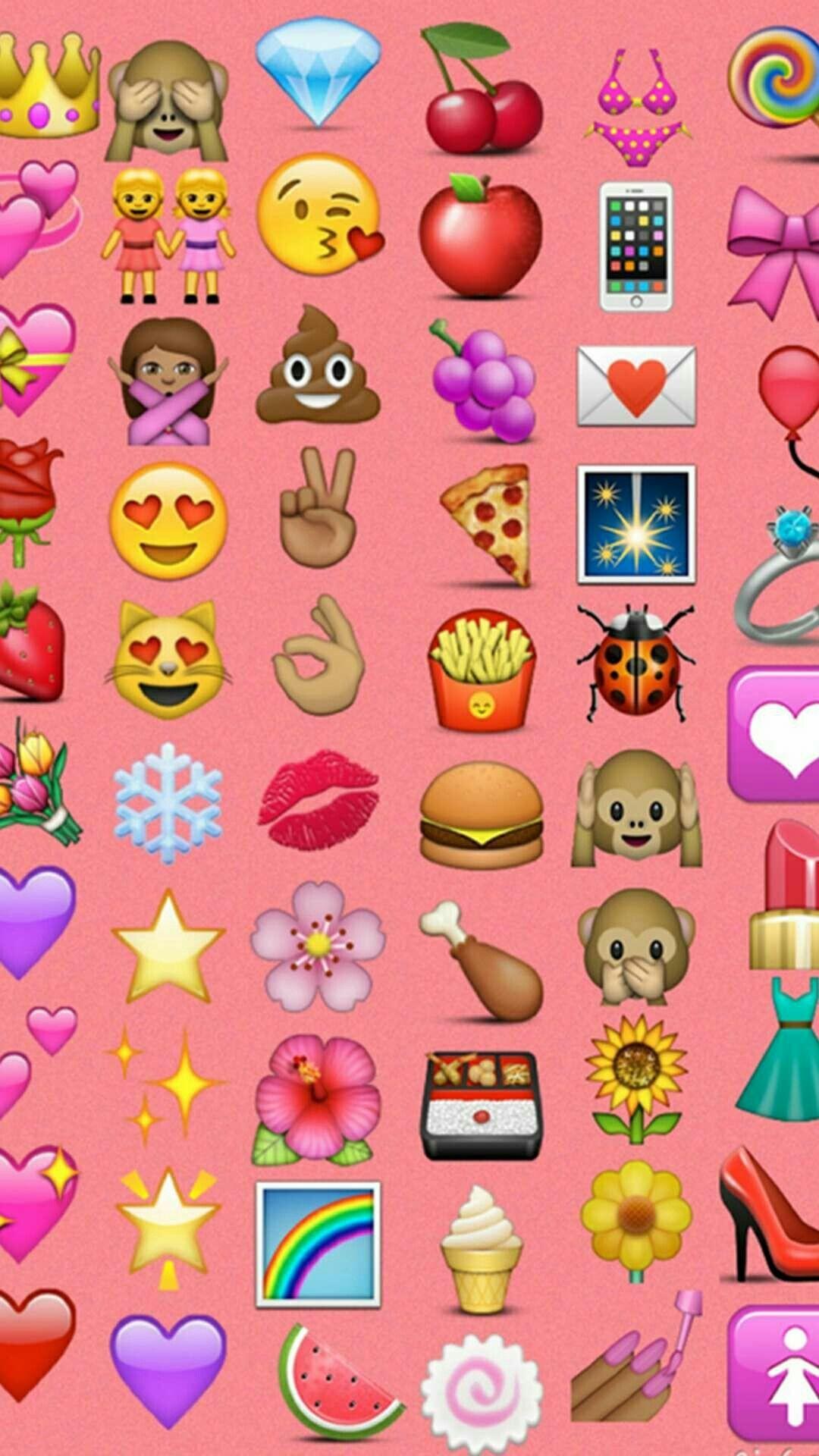 Free Download 72 Dope Emoji Wallpapers On Wallpaperplay