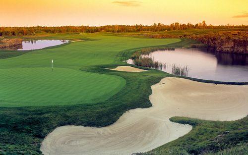 Hd Golf Wallpaper Widescreen Golf course for 1440x900 500x313