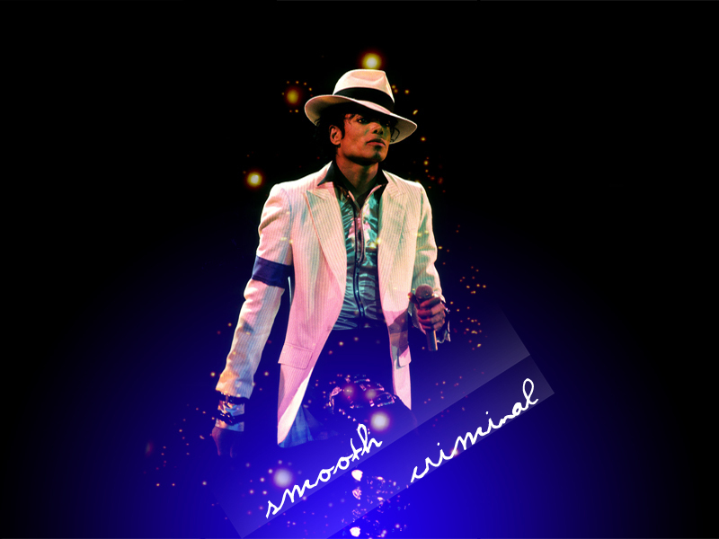 Michael Jackson Smooth Criminal Lean Wallpaper