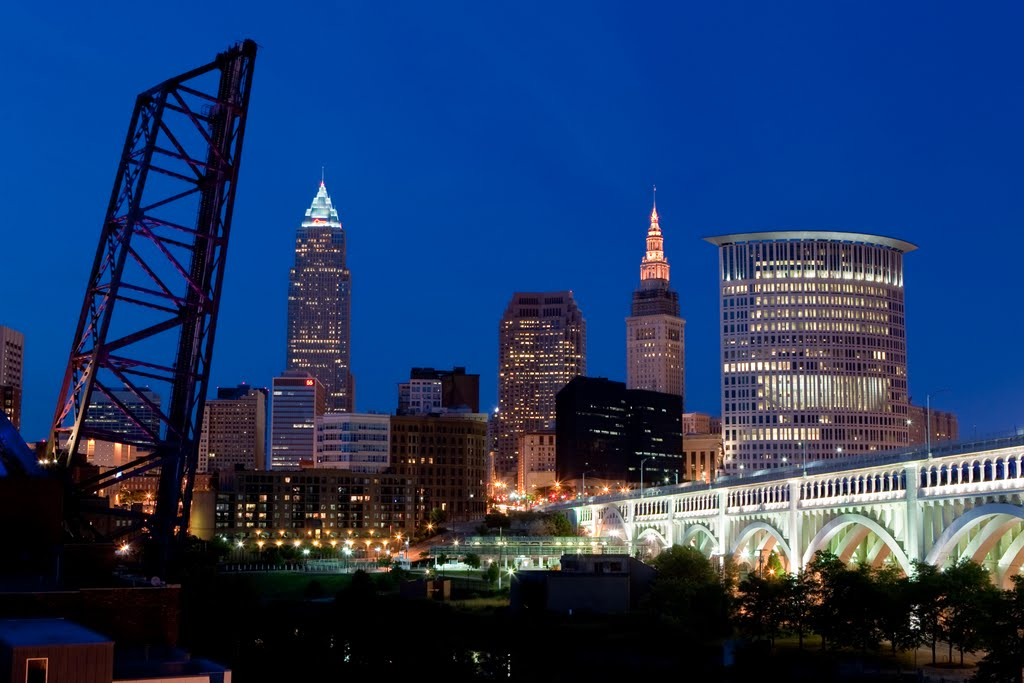 downtown cleveland ohio wallpaper - photo #19