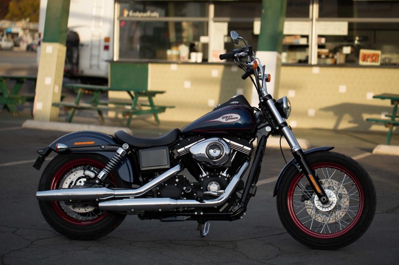 Harley Davidson Street Bob   46 1280x853