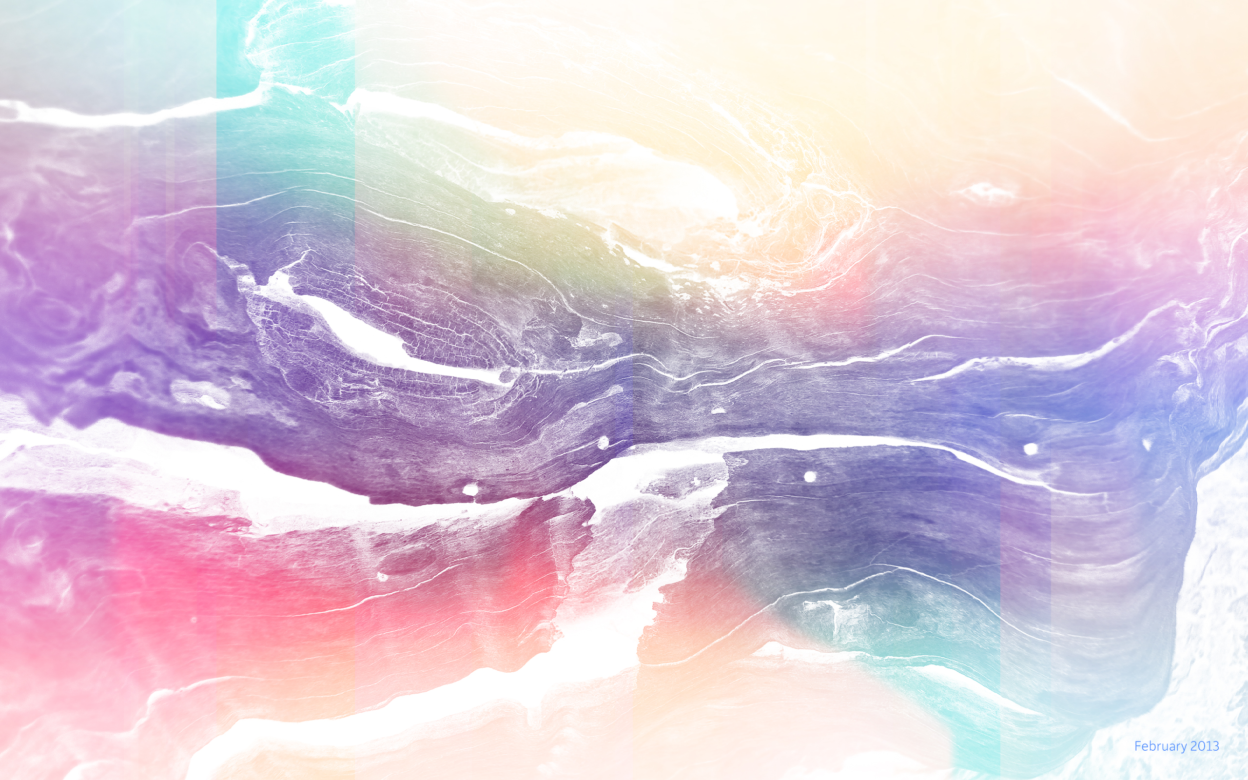 February Wallpaper by endosage 2560x1600