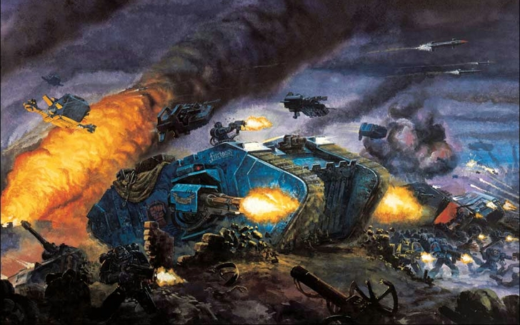 warhammer 40k space marines 1280x800 wallpaper High Quality Wallpapers 728x455