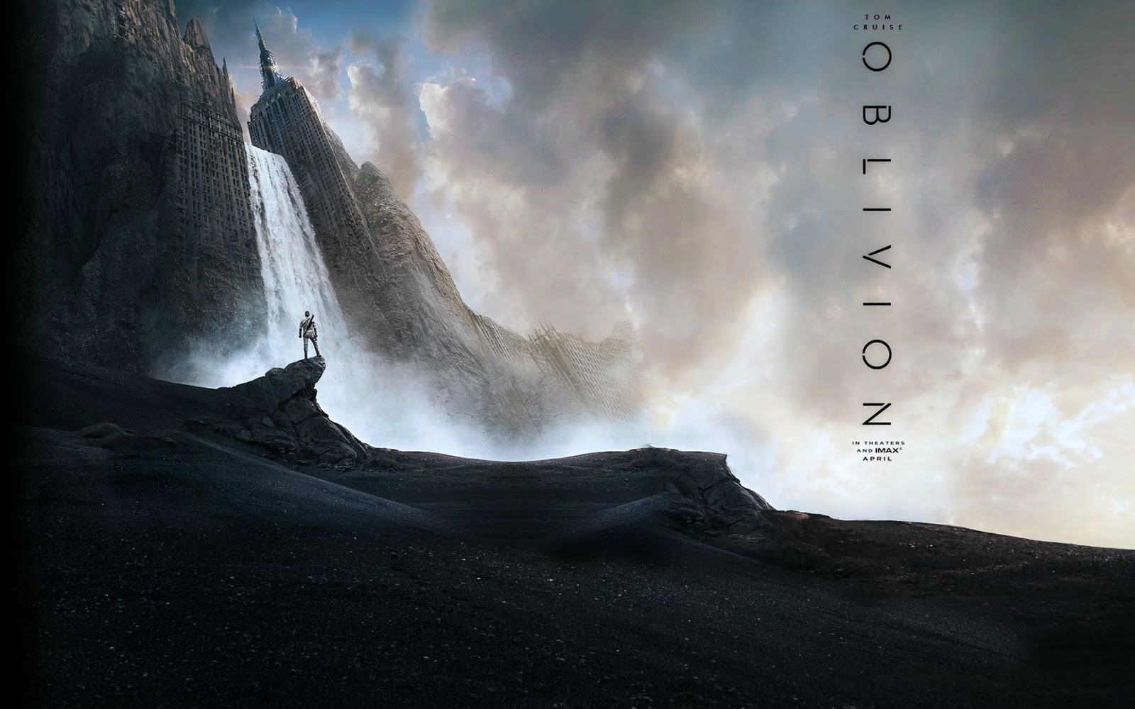 Oblivion 2013 Movie HD Wallpapers and Posters HQ 1600x1000