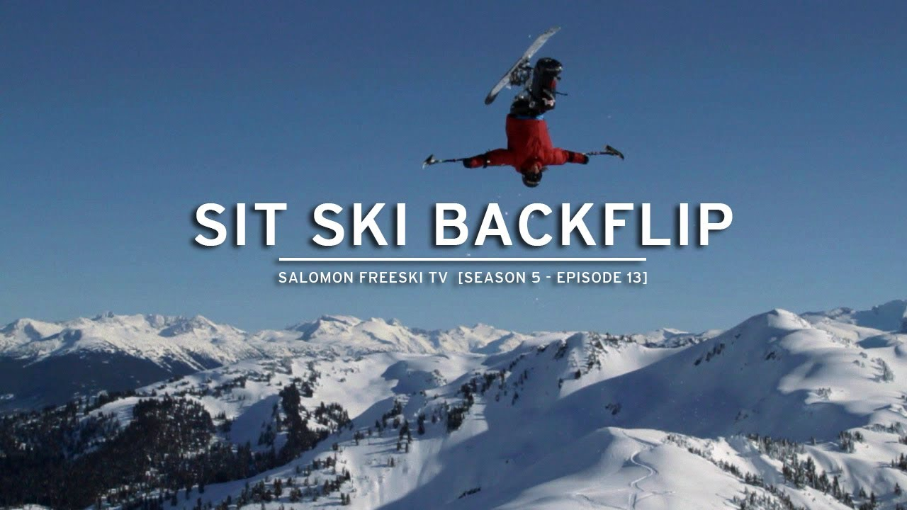 Salomon Freeski TV S5 E13 Sit Ski Backflip 1280x720
