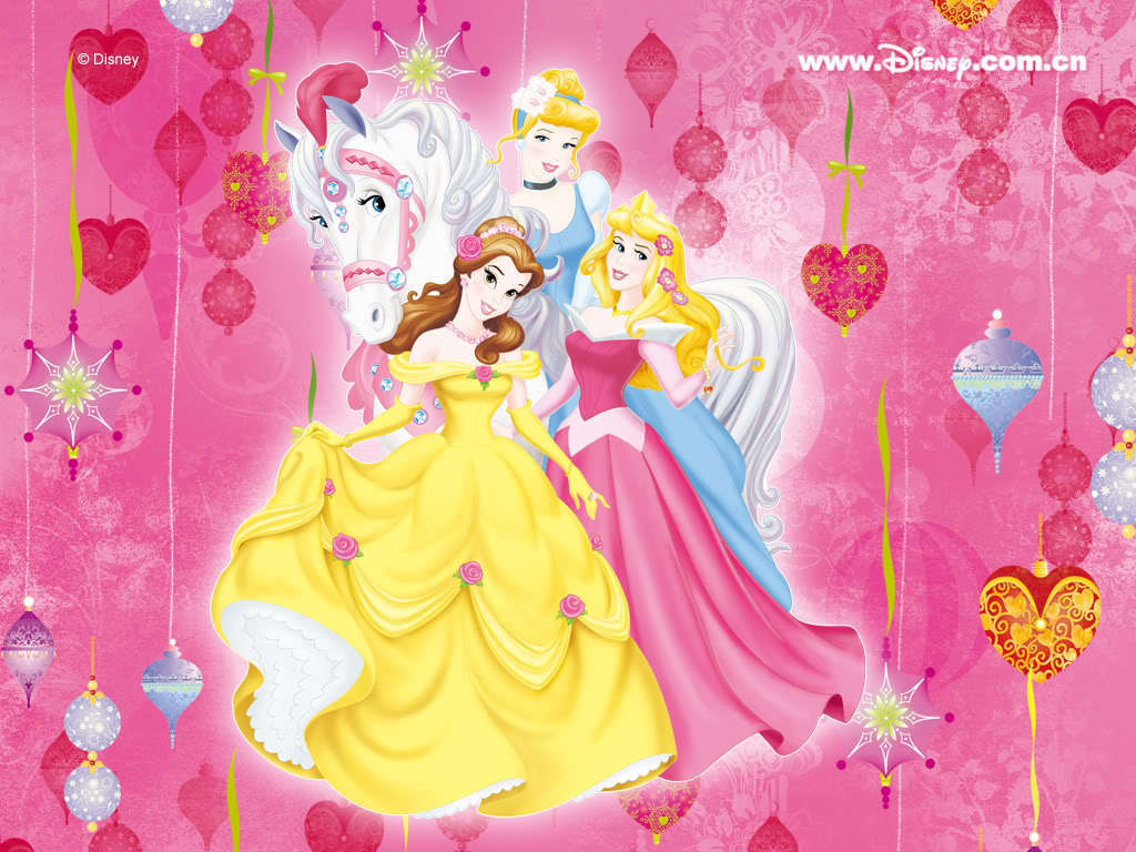 Disney Princess - Disney Princess Wallpaper (11035349) - Fanpop