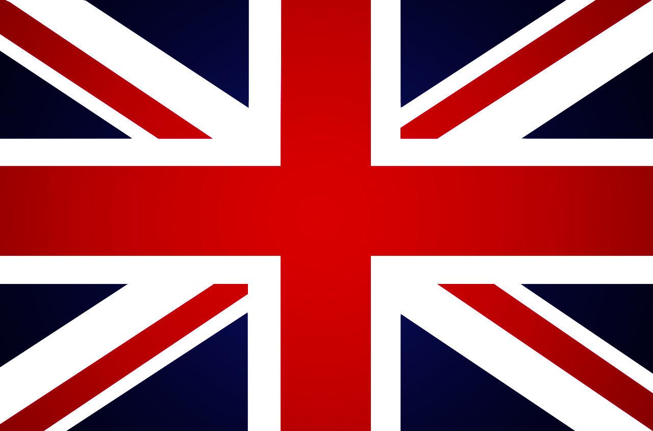 British flag by markos040122 1280x844