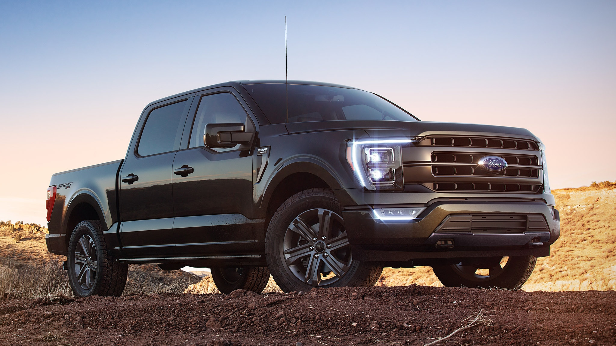2021 Ford F 150 Pickup Truck Gets Detailed In Photos 2048x1152