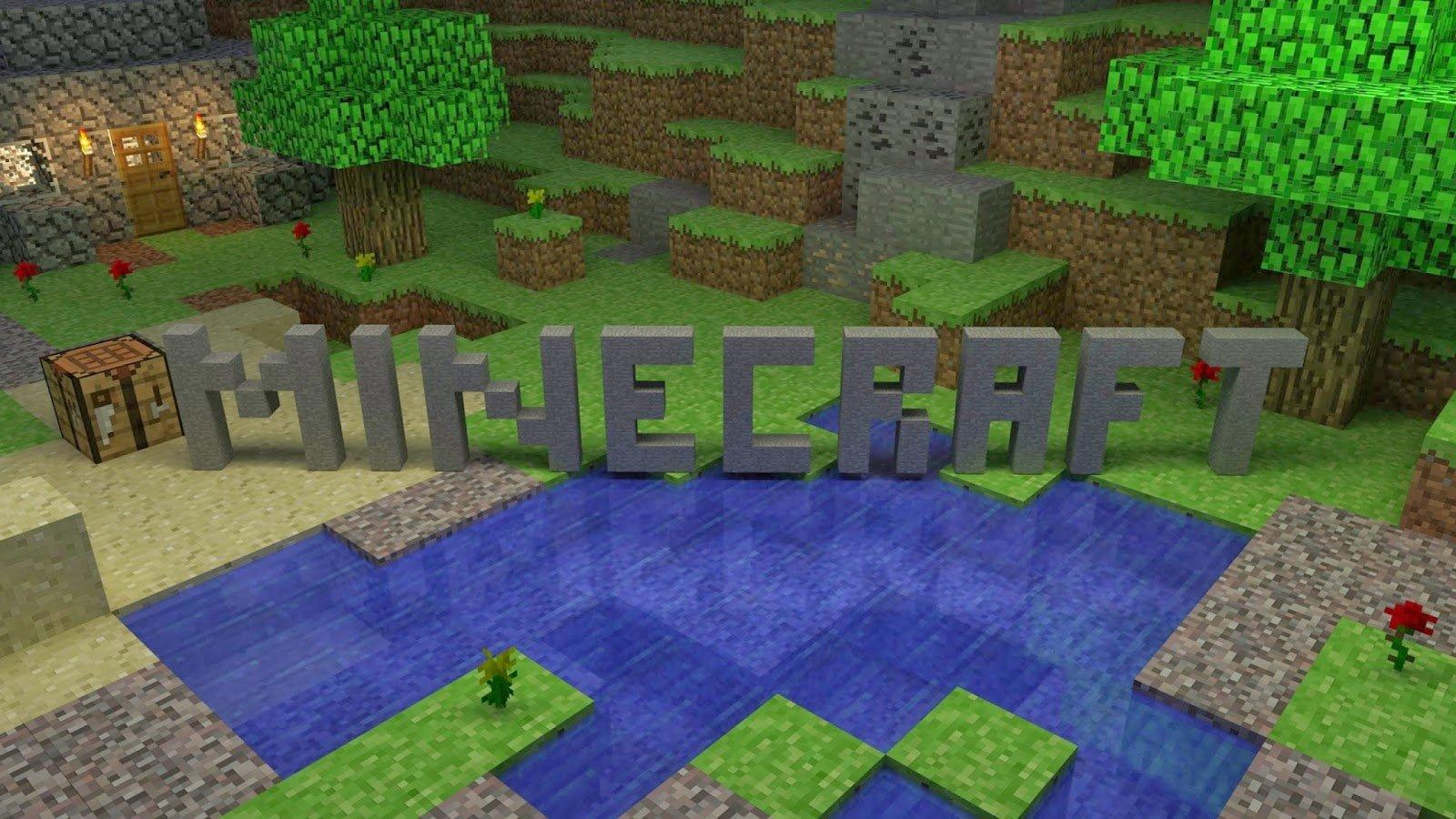 youtube o de minecraft este es un nuevo blog de lo que trata minecraft 1600x900