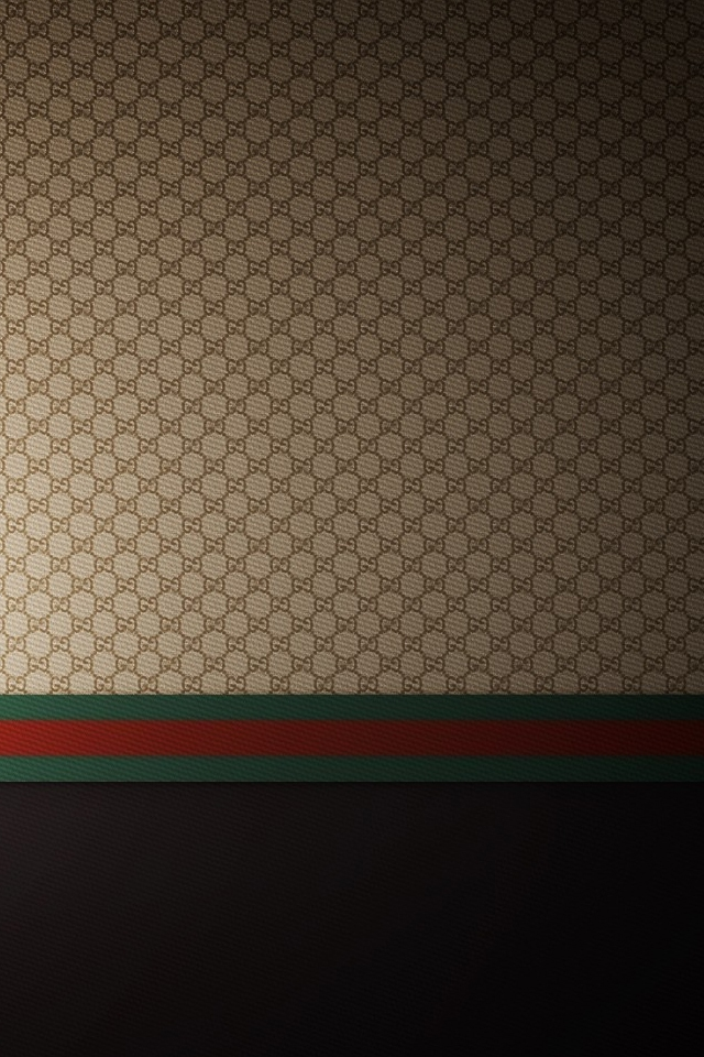 for Gucci pattern iphone 4 wallpapers backgrounds wallpapers photo 640x960
