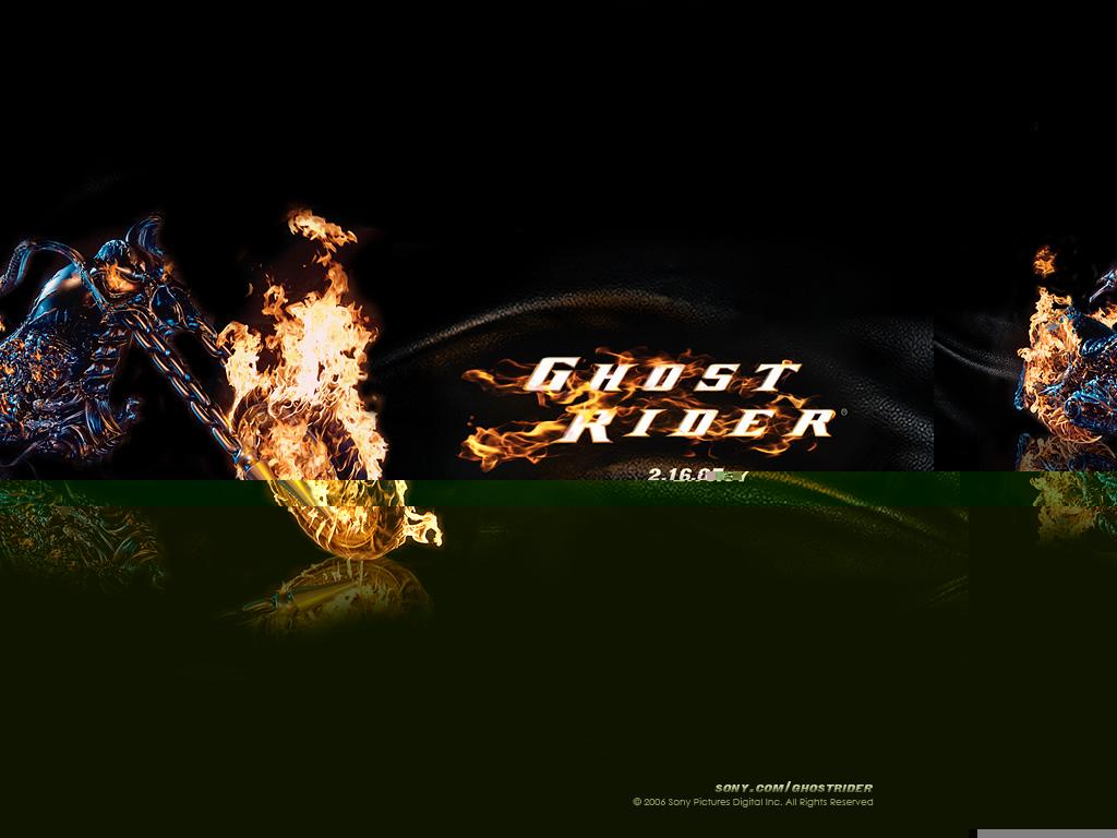 Wallpaper Title Ghost Rider 2 Wallpaper 1024x768