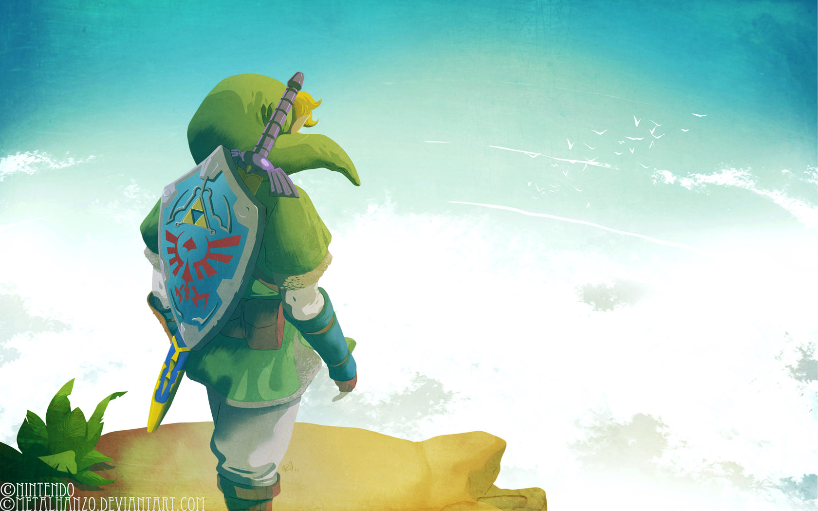 the legend of zelda twilight princess hd wallpapers skyward sword 1680x1050