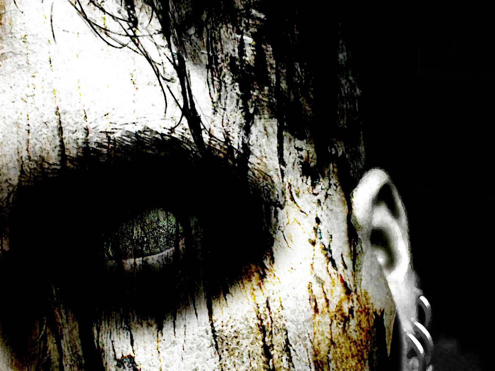 Scary Horror Wallpapers Scary Horror Desktop Wallpapers Scary Horror 1600x1200