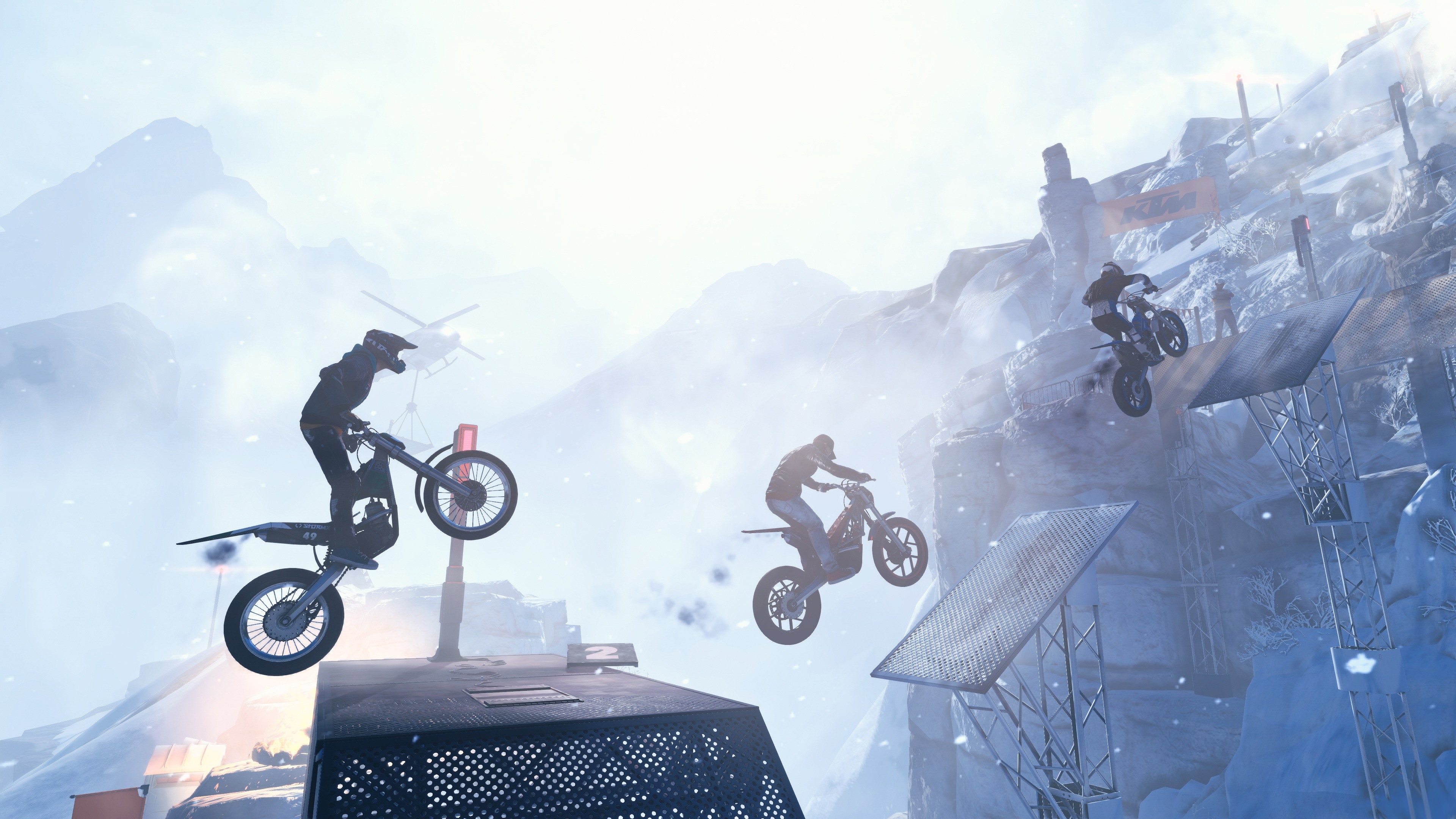 Trials Rising 4k Ultra HD Wallpaper Background Image 3840x2160 3840x2160