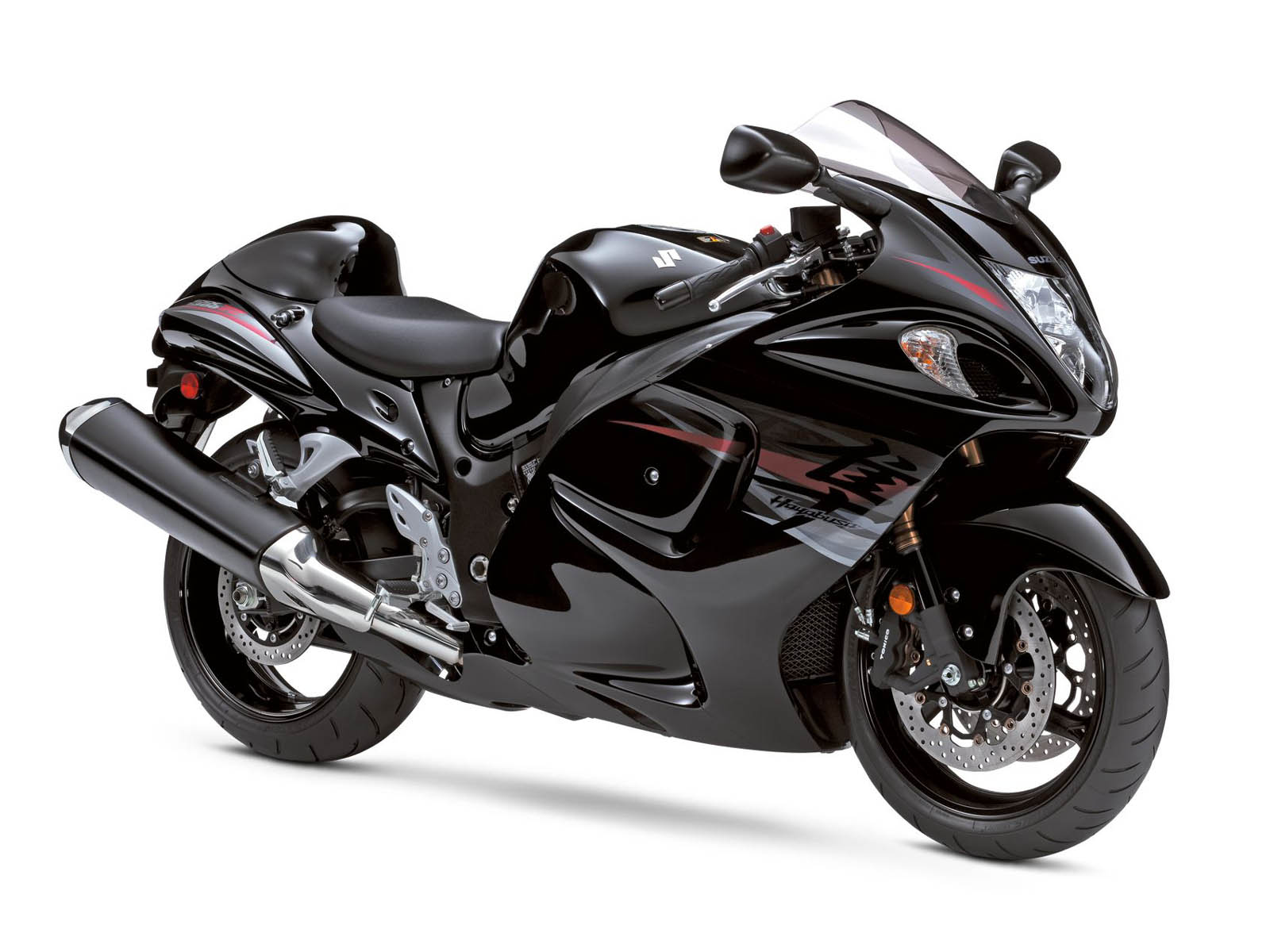 wallpaper Suzuki Hayabusa GSX1300R Bike Wallpapers 1600x1200