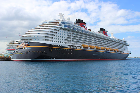 Disney Dream Cruise Ship Elevators 570x380