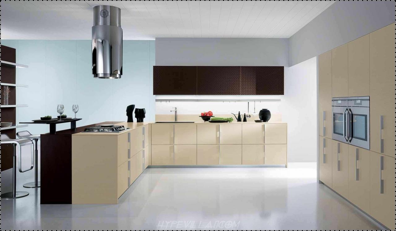 45+ Open Kitchen Cabinet Wallpaper Backdrop on ...